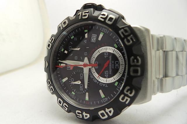 replica Tag Heuer Formula 1 Steel Case